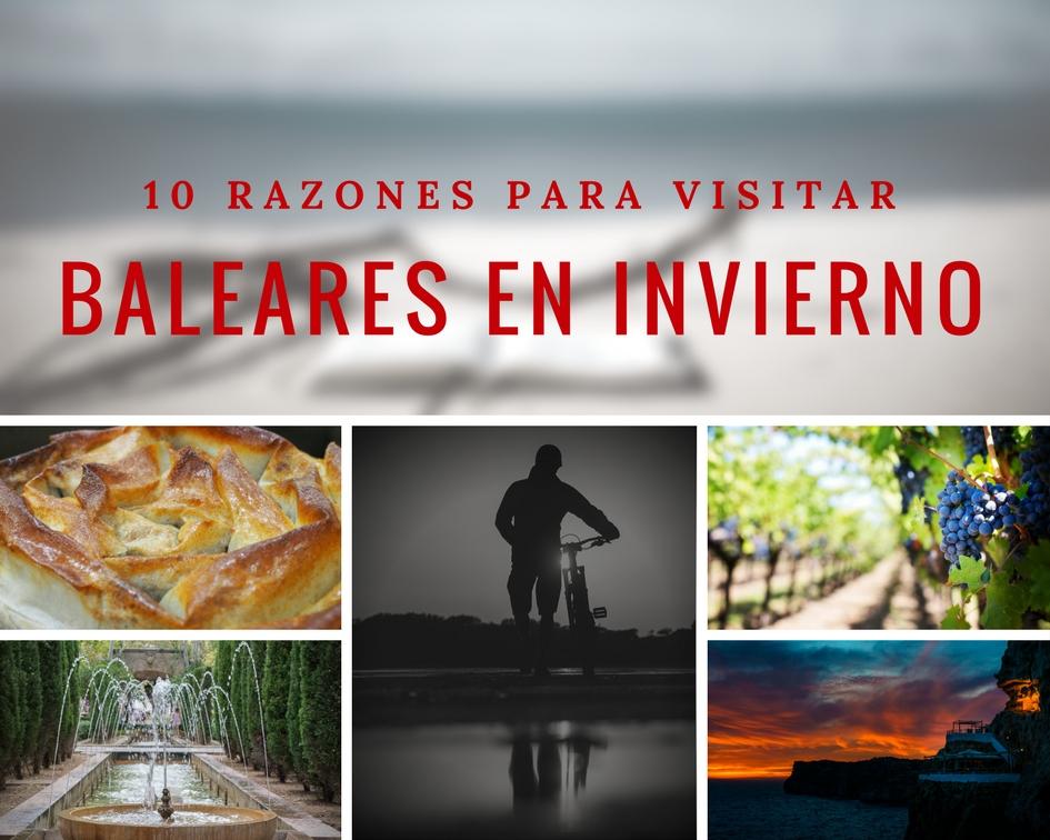 10 razones para visitar Baleares en invierno - Los viajes de Margalliver